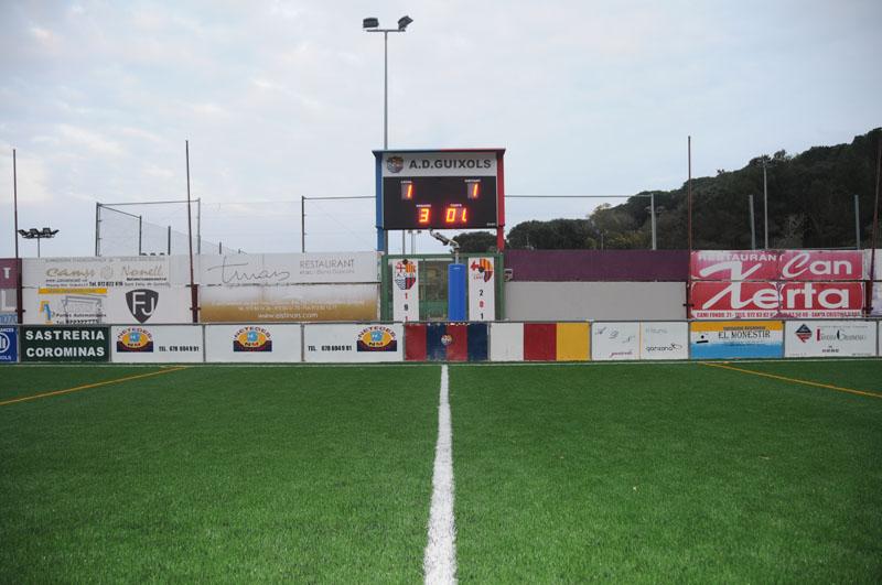 Marcador deportivo MFB1_P - Marcador Mascanada 05